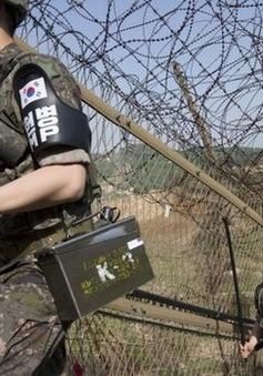 Hàn Quốc bắn cảnh báo vật thể bay không xác định