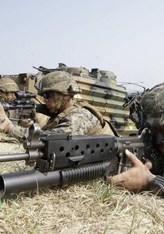 Liên quân Mỹ - Hàn tập trận thường niên