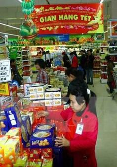 Giáp Tết, giá hàng tiêu dùng khó giảm theo giá xăng