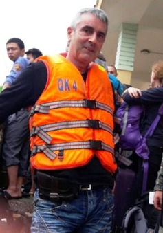 Cứu hộ 132 hành khách mắc kẹt tại ga Lệ Sơn, Quảng Bình