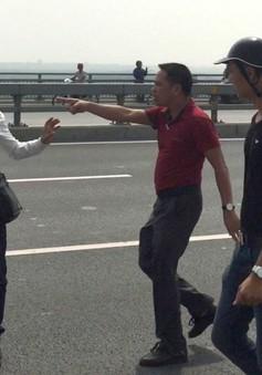 Chủ tịch UBND TP Hà Nội đề nghị xử lý vụ công an hành hung phóng viên