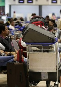Hơn 15.000 hành khách bị mắc kẹt tại sân bay Nhật Bản do lỗi máy tính