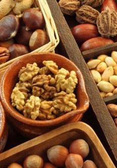 Ăn các loại hạt giúp ngăn ngừa bệnh tiểu đường