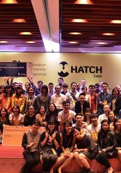 Chung kết chuỗi đấu trường khởi nghiệp HATCH! FAIR tại TP.HCM