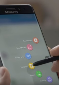 Sự thất bại của dòng Galaxy Note7 tác động không nhỏ tới GDP của Hàn Quốc