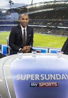 Thầy cũ Wenger khuyên Henry bỏ nghề BLV để kế nghiệp tại Arsenal