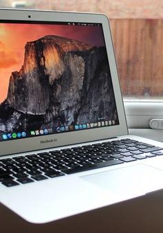 """Apple """"âm thầm"""" nâng cấp RAM cho MacBook Air"""