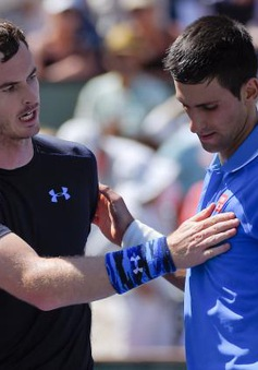 Murray sẽ soán ngôi số 1 thế giới của Djokovic trong tháng 11?