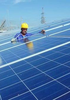 1 tỷ USD đầu tư vào ngành điện mặt trời tại Việt Nam