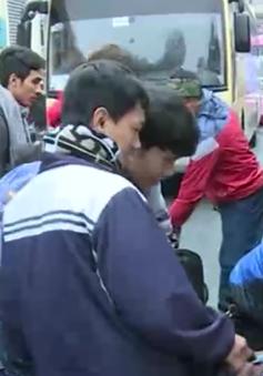 Hà Nội hỗ trợ 5.000 vé xe miễn phí cho sinh viên về quê ăn Tết