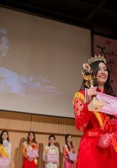 """Chung kết cuộc thi """"Nữ sinh Việt Nam tại Nhật Bản"""""""