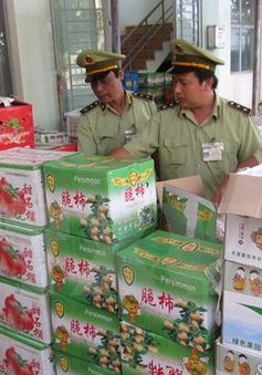 Trái cây nhập khẩu từ Trung Quốc giảm 60%