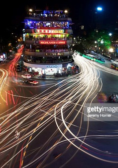 Hơn 100 điểm trông xe phố đi bộ khu hồ Hoàn Kiếm đã sẵn sàng
