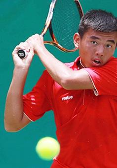 Lý Hoàng Nam dừng bước tại tứ kết giải F1 Futures Trung Quốc