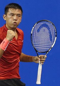 Giải quần vợt Việt Nam Open 2016: Hoàng Nam có chiến thắng lịch sử