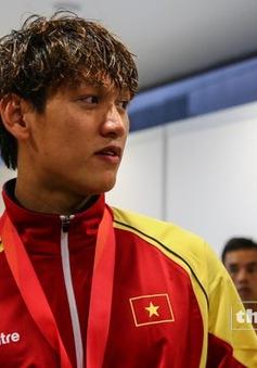 Vì sao Hoàng Quý Phước được chọn đi Olympic theo suất đặc cách của môn bơi?
