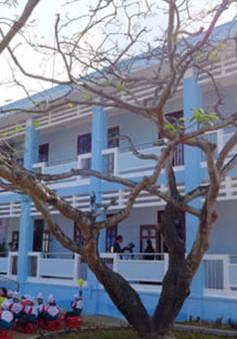 Học sinh vùng biển Quảng Bình được miễn học phí