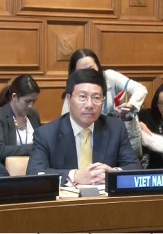 Phó Thủ tướng, Bộ trưởng Phạm Bình Minh dự Hội nghị IAMM