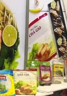Nông sản chế biến Việt Nam tham gia Hội chợ Mỹ