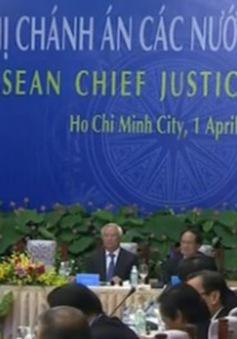 Hội nghị Chánh án ASEAN lần thứ 4 ra Tuyên bố chung TP.HCM
