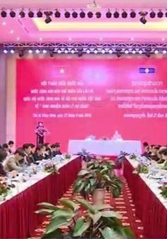Hội thảo giữa Quốc hội Lào-Việt Nam về kinh nghiệm quản lý nợ công