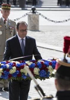 Pháp kỷ niệm 71 năm ngày Chiến thắng phát xít