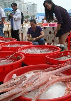 Đà Nẵng công bố các điểm bán hải sản sạch