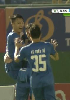 [KT] B. Bình Dương 1-1 Than Quảng Ninh (Bán kết lượt đi cúp QG 2016)