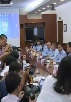 Nhiều câu hỏi còn bỏ ngỏ trong buổi họp báo của Formosa Hà Tĩnh