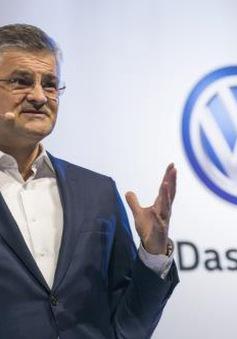 Giám đốc Volkswagen tại Mỹ từ chức
