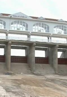 Phần lớn các hồ thủy lợi ở Đăk Lăk đã cạn kiệt