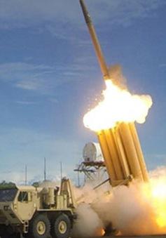 Hàn Quốc công bố vị trí hệ thống tên lửa phòng thủ THAAD