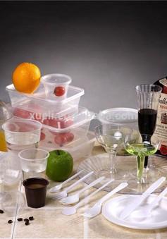 Pháp thông qua lệnh cấm đồ tiện ích bằng nhựa