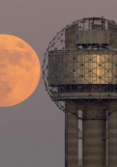Chiêm ngưỡng siêu trăng đẹp mê hoặc trên khắp thế giới