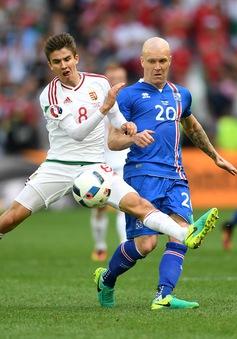 EURO 2016, Iceland 1-1 Hungary: Hungary có điểm phút cuối