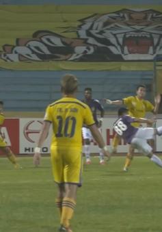 VIDEO V.League 2016: Hùng Dũng vô-lê đẹp mắt (Hà Nội T&T 1-0 SLNA)