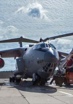 Tìm thấy chiếc máy bay chữa cháy bị mất tích tại Nga