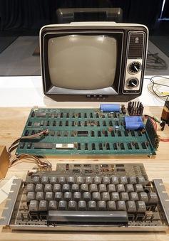 Máy tính Apple I trị giá 200.000 USD bị bỏ lẫn với rác tái chế