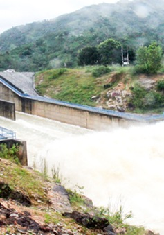 Khánh Hoà chấn chỉnh việc điều tiết xả lũ các hồ chứa
