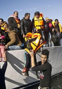 Châu Âu mở rộng giải pháp ngăn chặn dòng người di cư Bắc Phi từ nguồn