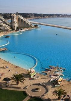 Choáng ngợp với những bể bơi đẹp nhất thế giới