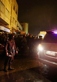 Tiêu diệt 4 tay súng tấn công đồn cảnh sát tại Jordan