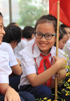 Đánh giá học sinh Tiểu học sẽ thêm một mức Hoàn thành tốt