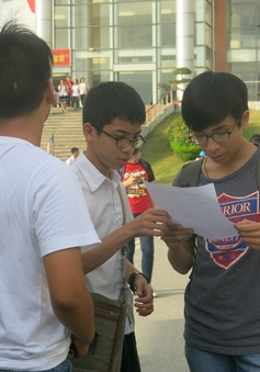 Hiệu quả của phần mềm tuyển sinh chung của nhóm các trường Đại học Hà Nội?