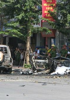 Tình tiết mới hé lộ nguyên nhân vụ nổ taxi khiến 2 người tử vong tại Quảng Ninh