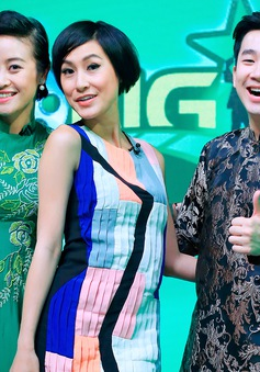 """MC Phí Linh và Tuấn Hải """"quậy"""" hết cỡ trong số Tết """"Sống cùng D-dramas"""""""