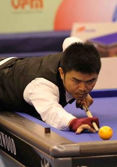 Nguyễn Quốc Nguyện xếp hạng 3 giải Carom 3 băng thế giới