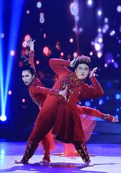 """Đàm Vĩnh Hưng """"xin"""" thí sinh Bước nhảy ngàn cân diễn lại vì quá xuất sắc"""