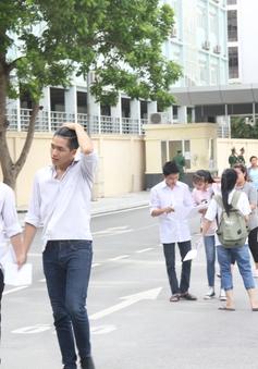 Nhiều thí sinh vi phạm quy chế trong ngày thi thứ hai