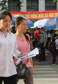 Đảm bảo an toàn giao thông cho kỳ thi THPT Quốc gia 2017